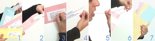 Guida per la raccolta dei campioni tramite il Kit DNA